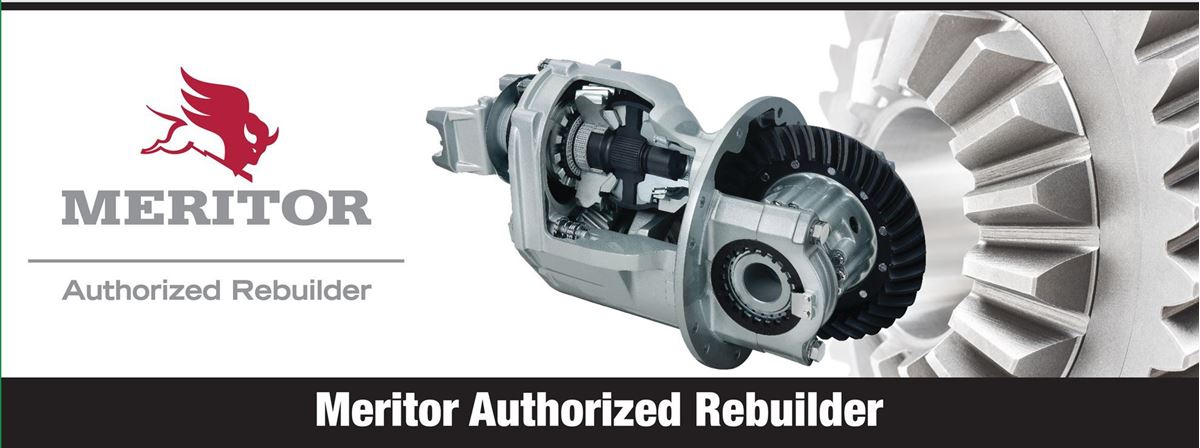 Picture of Authorized Meritor Rebuilder for Differentials