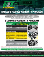 ULT Warranty Program